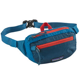 Patagonia Lightweight Travel Mini Hip Pack 1L Blue