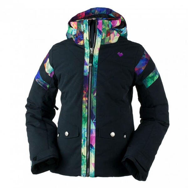 Obermeyer Girl's Dyna Insulated Ski Jacket