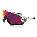 Oakley Men's Jawbreaker Prizm Road Sunglasses Side