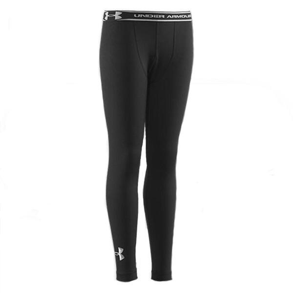 Under Armour Boy's Coldgear Evo Fitted Baselayer Tights