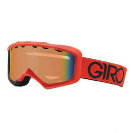 Giro Youth Grade Snow Goggles With Persimmon Blaze Lens