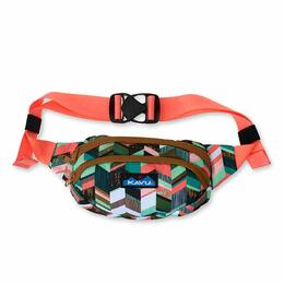 KAVU Women's Spectator - Coastal Blocks Waist Pack