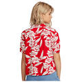 Volcom Women's Aloha Ha Short Sleeve Shirt