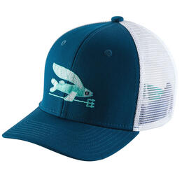 Patagonia Girl's Offshore Flying Fish Trucker Hat