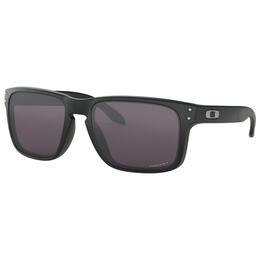 Oakley Men's Holbrook Sunglasses With Prizm Grey Lenses