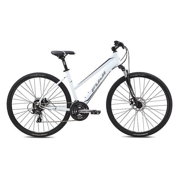 Fuji Women's Traverse 1.7 ST Lifestyle-Cross Terrain Bike