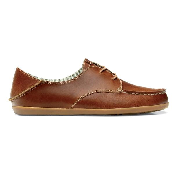 Olukai Women's Heleuma Leather Shoes
