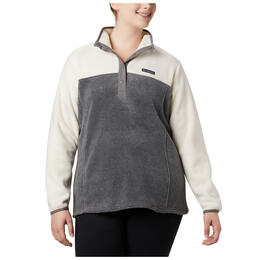 Columbia Women's Benton Springs Half Snap Jacket