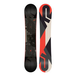 K2 Men's Standard All Mountain Snowboard '18