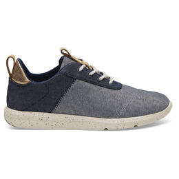 Toms Women's Cabrillo Casual Shoes Navy Denim