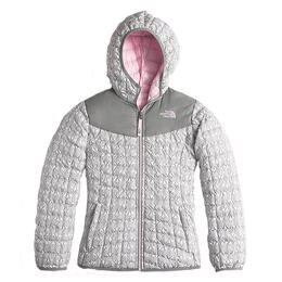 The North Face Girl's Reversible Thermoball Hooded Ski Jacket