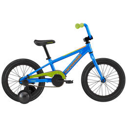 Cannondale Boy's Kids Trail Single-Speed 16 Sidewalk Bike '21