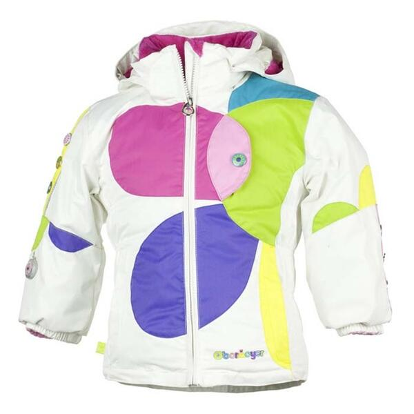 Obermeyer Toddler Girl's Kismet Ski Jacket