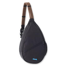 Kavu Women's Paxton Pack Jet Black Backpack