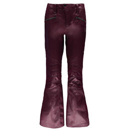 Spyder Women's Ruby Insulated Ski Pants, Purple/Grey