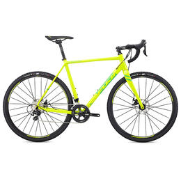 Fuji Men's Cross 1.7 Cyclocross Bike '18