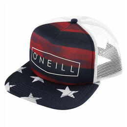 O'Neill Men's Freedom Trucker Hat