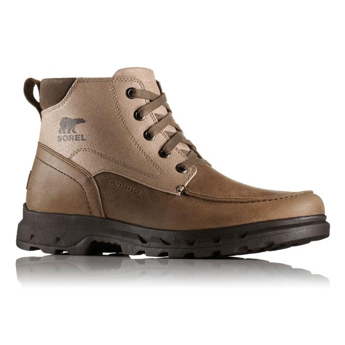 128d7b49d37 Sorel Men's Portzman Moc Toe Boots