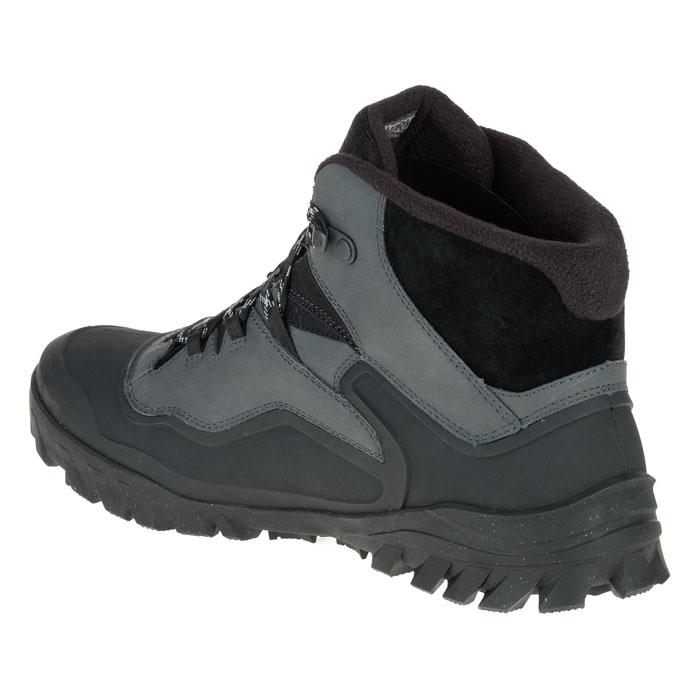 a85dfed42c5 Merrell Men's Overlook 6 Ice Waterproof Boot