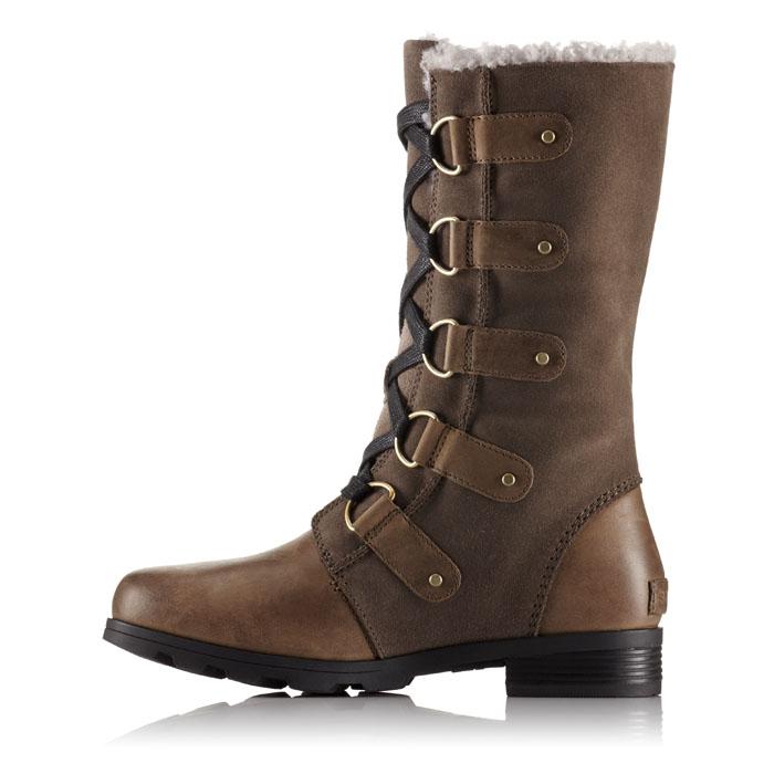 993fa8163965 Sorel Women s Emelie Lace Boots - Sun   Ski Sports