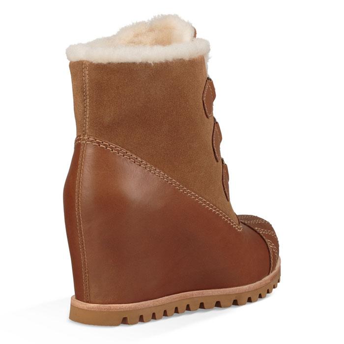 a8409923c61 Ugg Women's Alasdair Wedge Booties