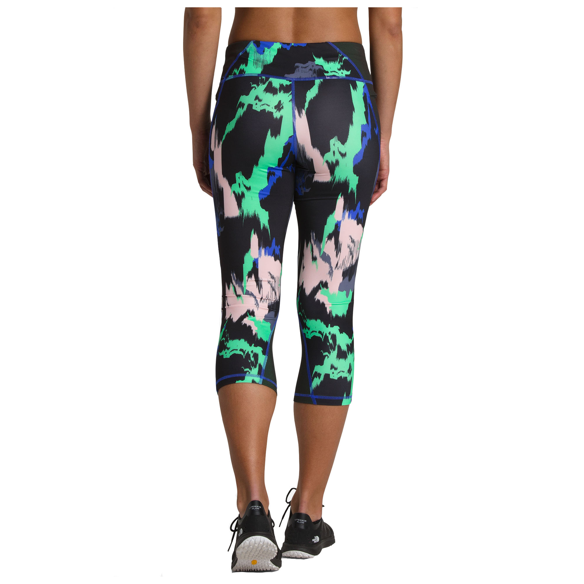135ef892286b0 The North Face Women's Ambition Mid Rise Crop Leggings - Sun & Ski ...