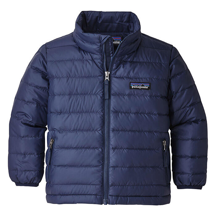 Patagonia Toddler Boys Baby Down Sweater Jacket Sun Ski Sports