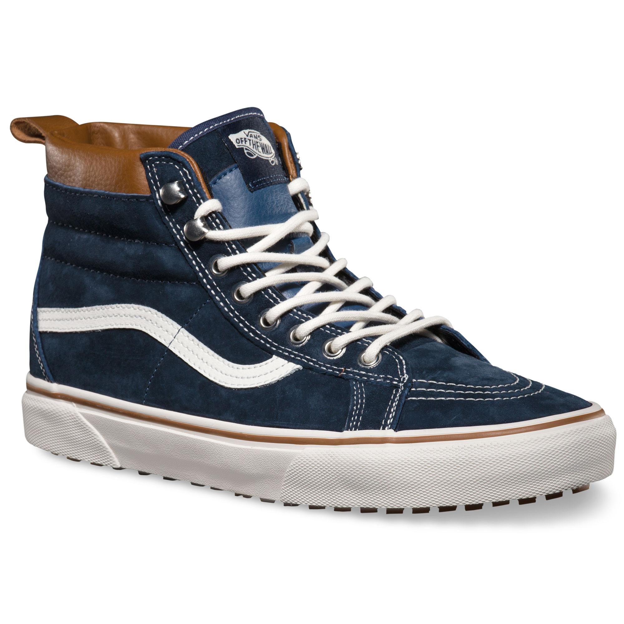 Vans Men s Sk8-Hi MTE Dress Blues Casual Shoes - Sun   Ski Sports 83c4593ce