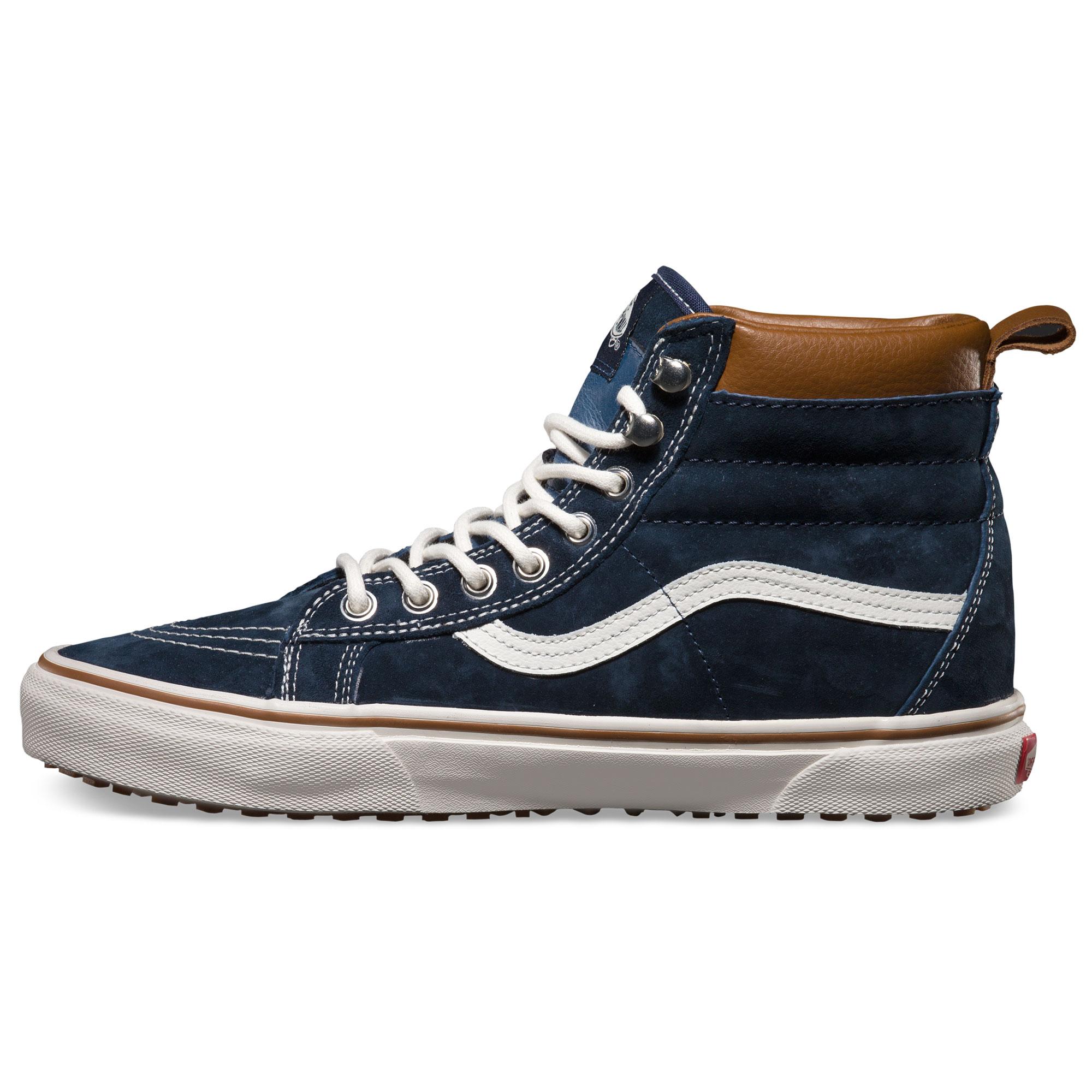 Vans Men s Sk8-Hi MTE Dress Blues Casual Shoes - Sun   Ski Sports 81f42cab9