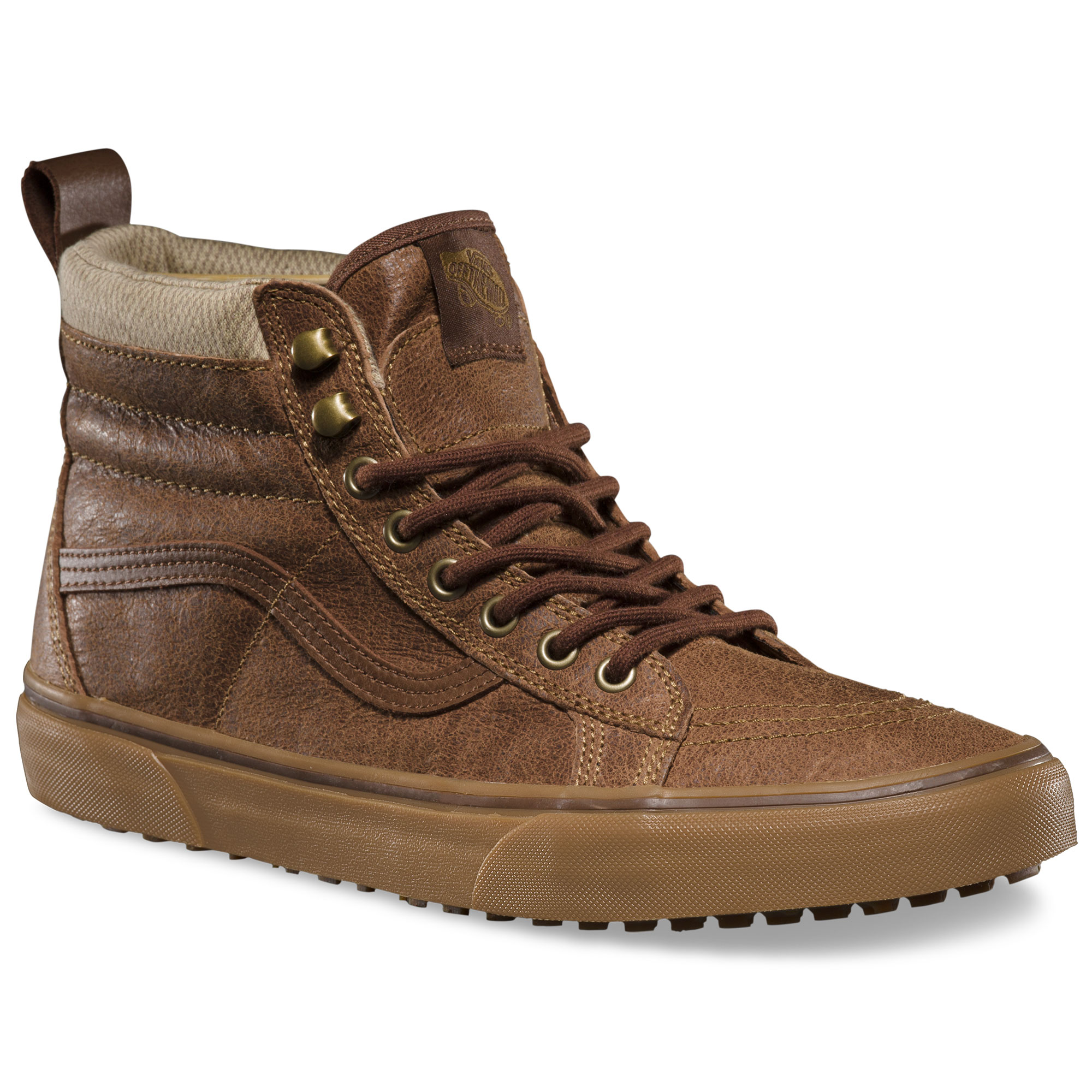 Sk8-Hi MTE Leather Casual Shoes