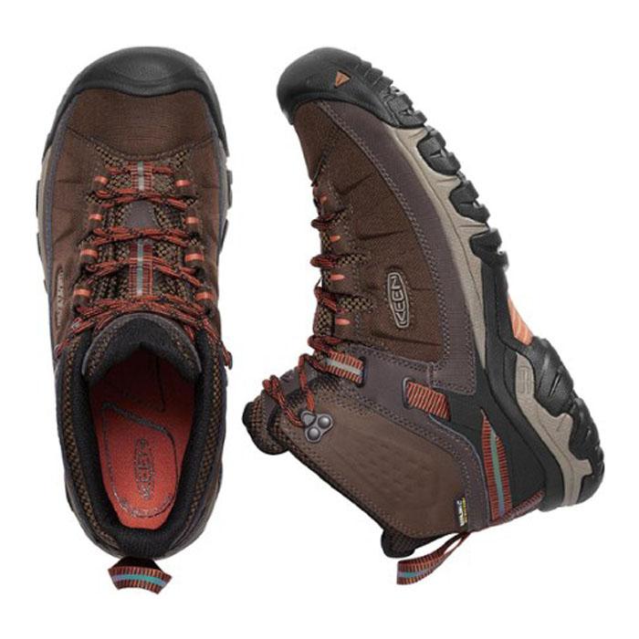 a93160a0da3d Keen Men s Targhee Exp Waterproof Mid Hiking Boots - Sun   Ski Sports