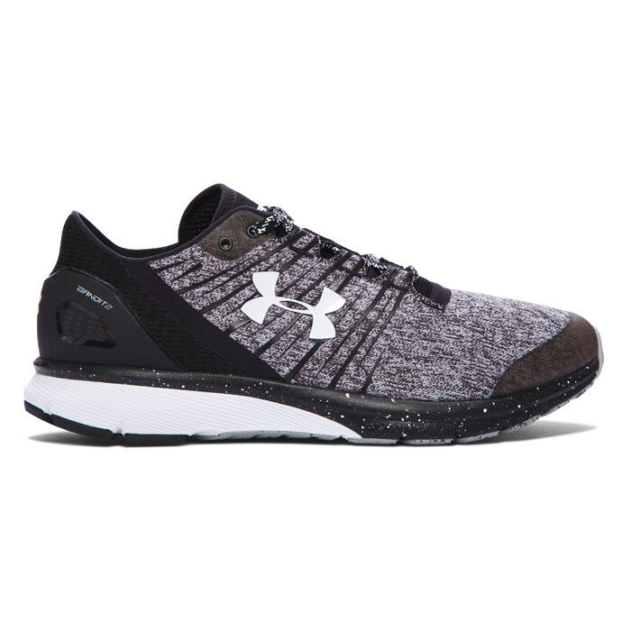 best service f71a7 0392b Under Armour Men's Charged Bandit 2 Running Shoes Black