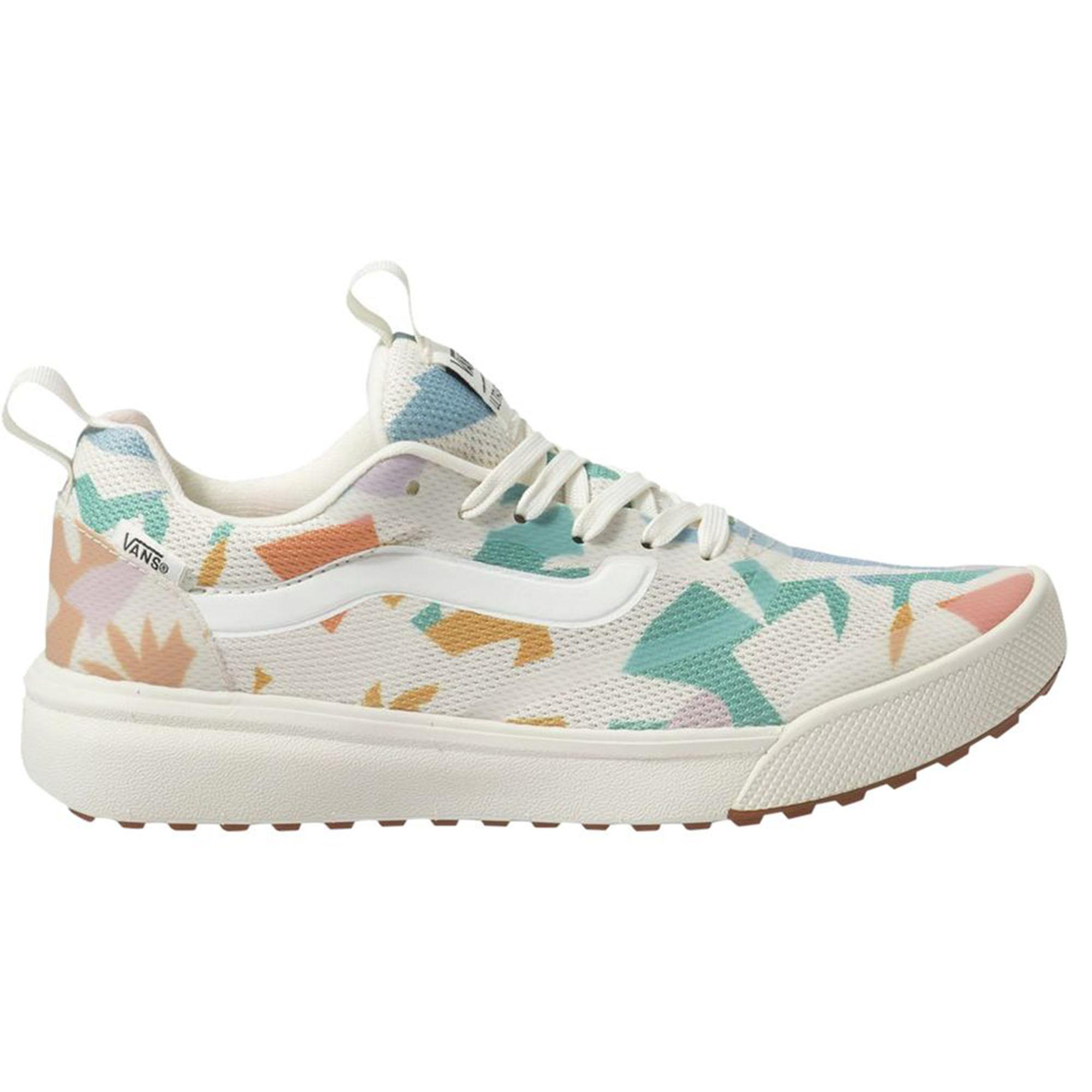 Vans Women's Ultrarange Rapidweld Casual Shoes Abstract