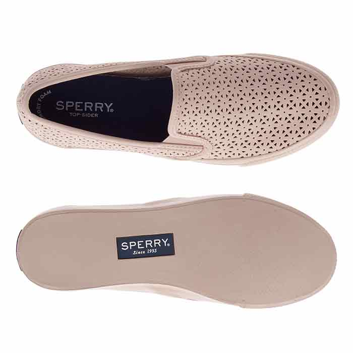 0ac69eb63f3 Sperry Women s Seaside Perforated Casual Rose Shoes - Sun   Ski Sports