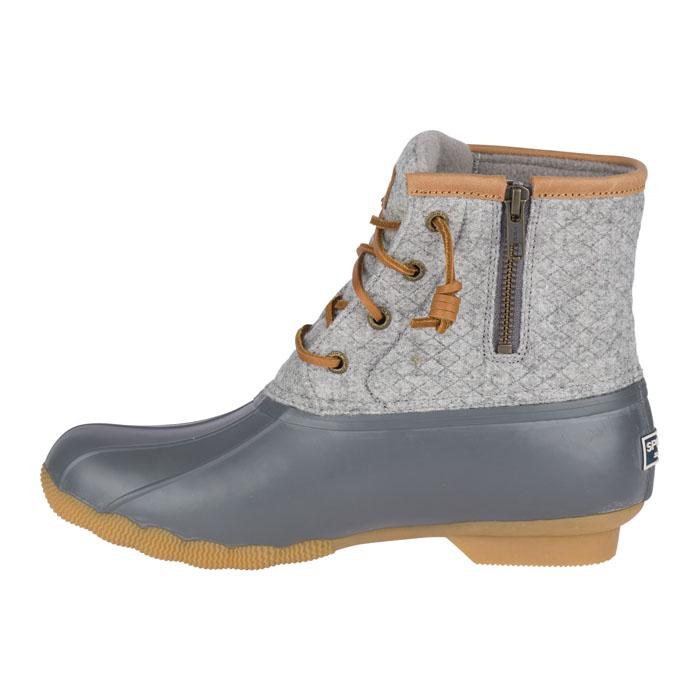 bb81e6b6f1ebe Sperry Women's Saltwater Embossed Wool Rain Boots - Sun & Ski Sports