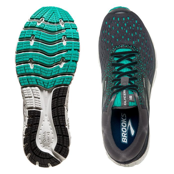 39dffcaee8644 Brooks Women s Glycerin 16 Running Shoes - Sun   Ski Sports