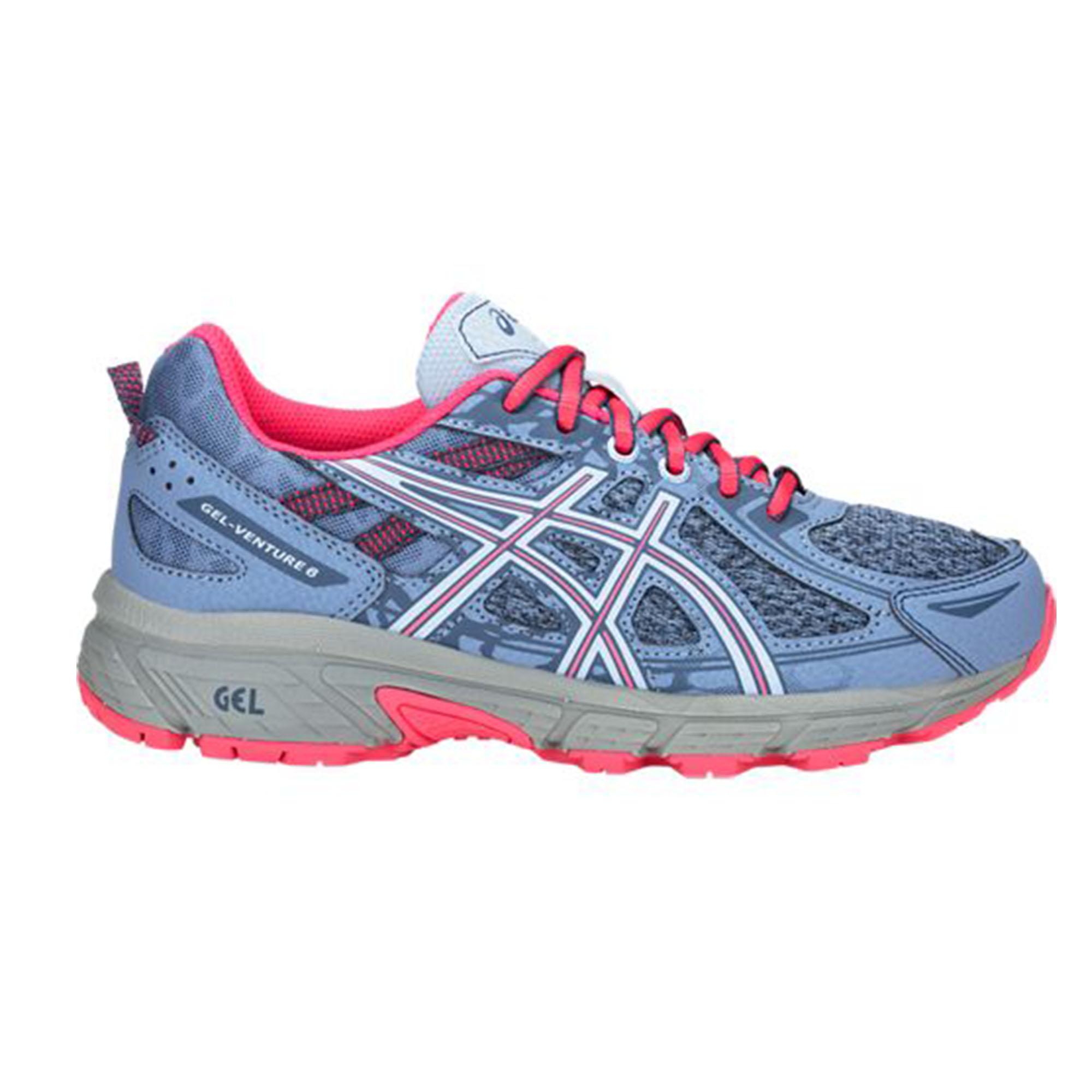 girls trail running asics