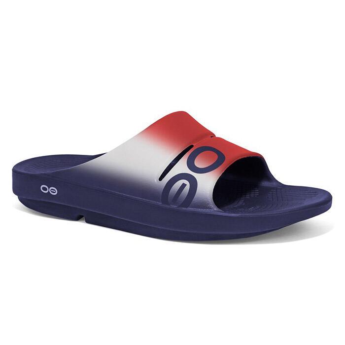 a781c8aa9ee4 Oofos Unisex Ooahh Sport Slide Sandals - Sun   Ski Sports