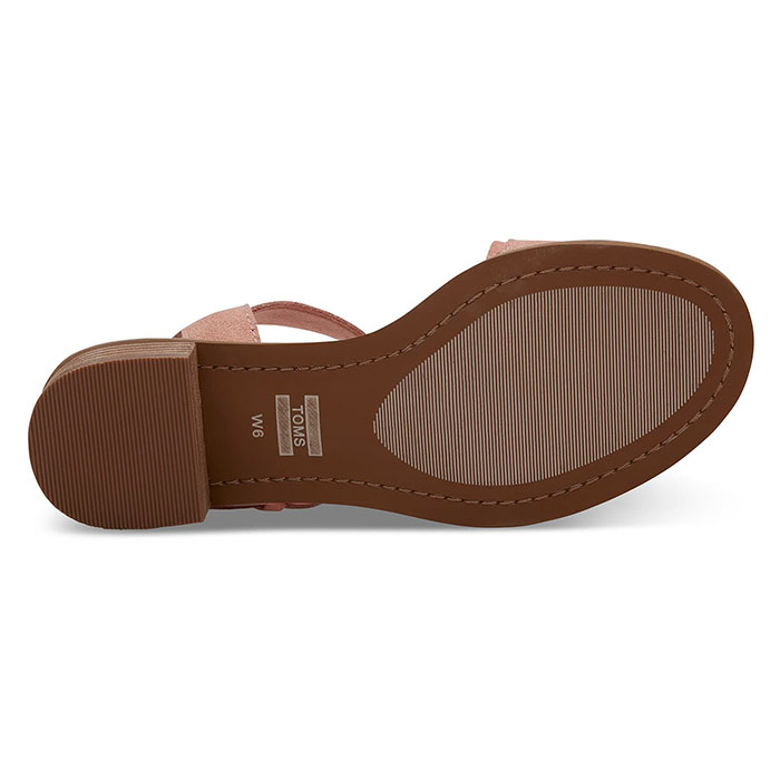 36621695bddd Toms Women s Camilia Sandals Bloom Suede - Sun   Ski Sports