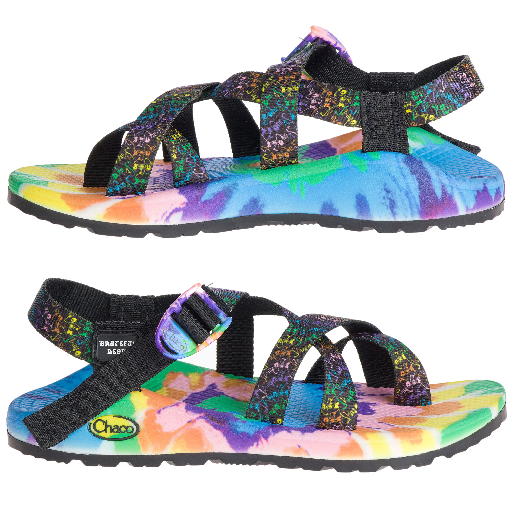 3def18c94820 Chaco Women s Z Cloud 2 Grateful Dead Sandals - Sun   Ski Sports