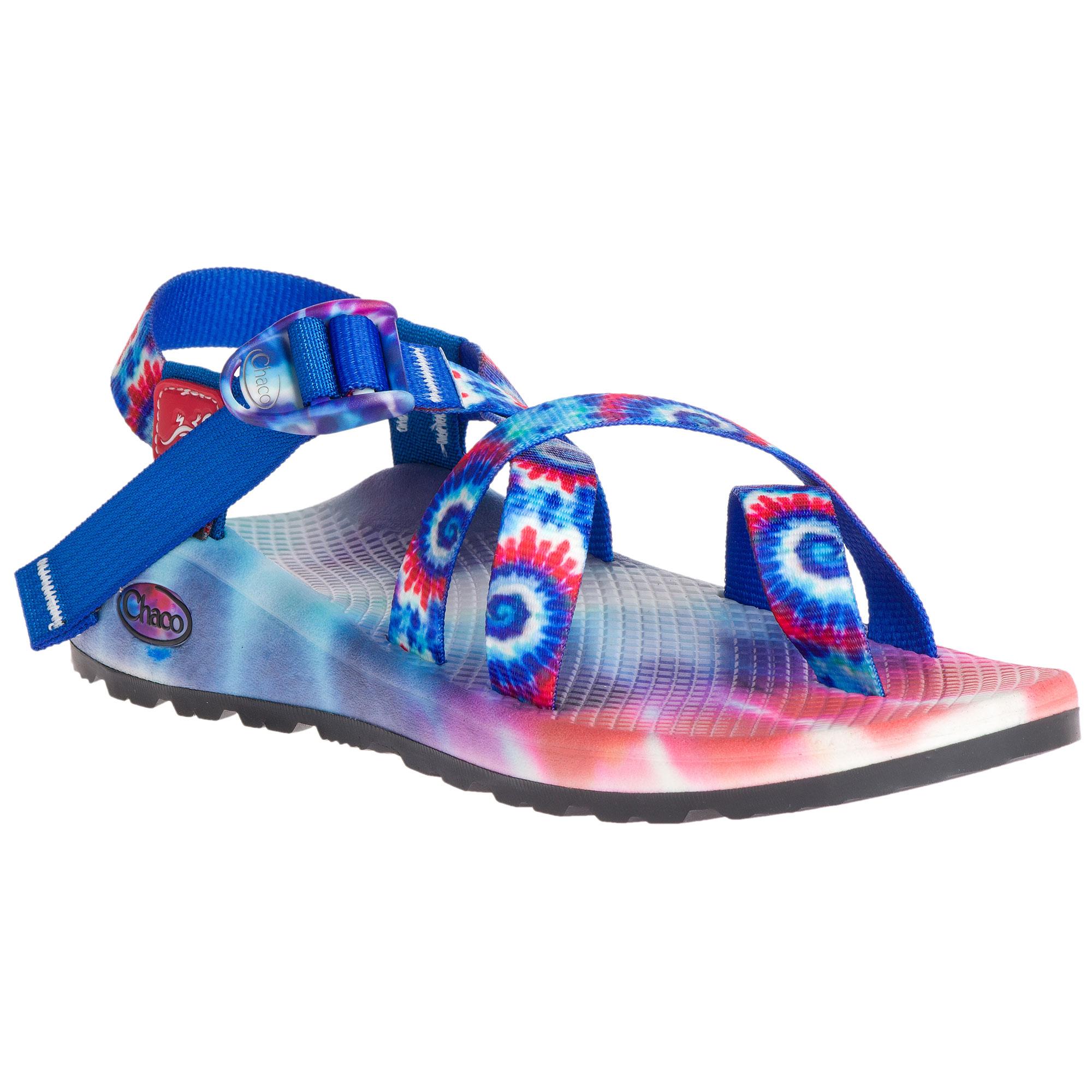b78f91843b01 Chaco women classic tie dye sandals sun ski sports jpg 2000x2000 Tie dye  sandals