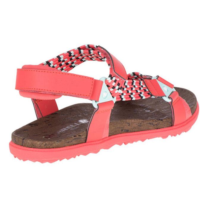 9bc3bbd3ce2ca Merrell Women s Around Town Sunvue Woven Sandals - Sun   Ski Sports