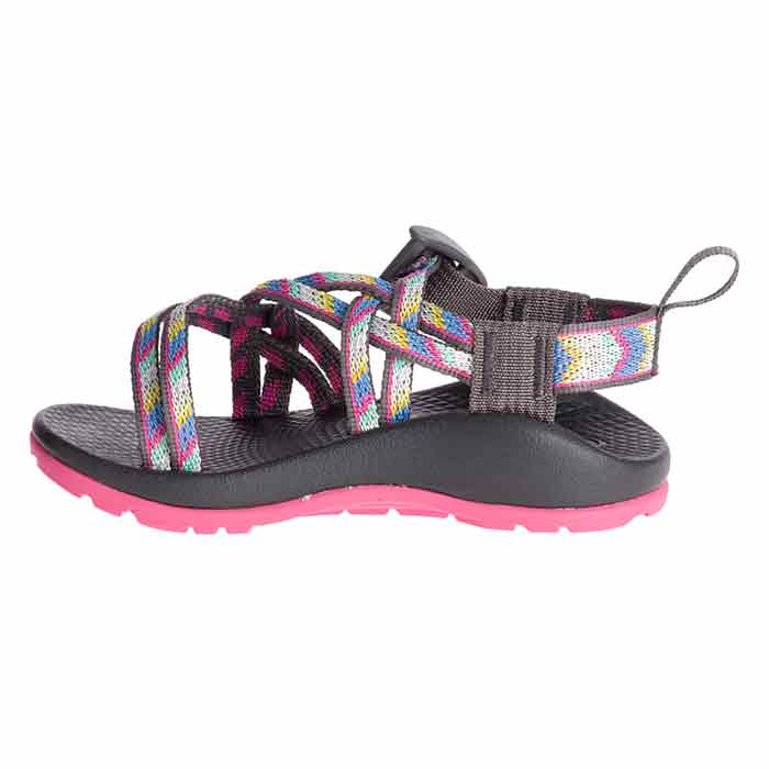 1d0c7b853014 Chaco Girl s ZX 1 EcoTread Sandals Fletched Pink - Sun   Ski Sports