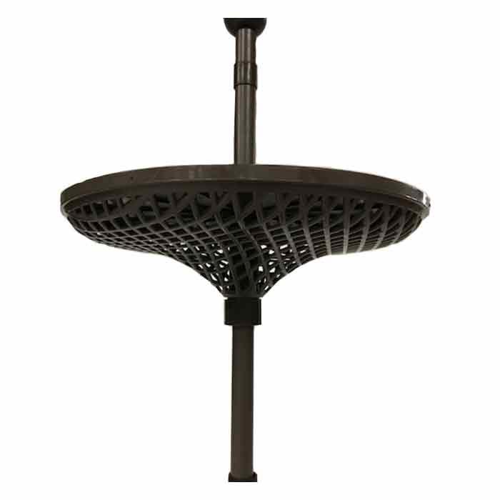 Lb International 23 Diameter Umbrella Pole Table