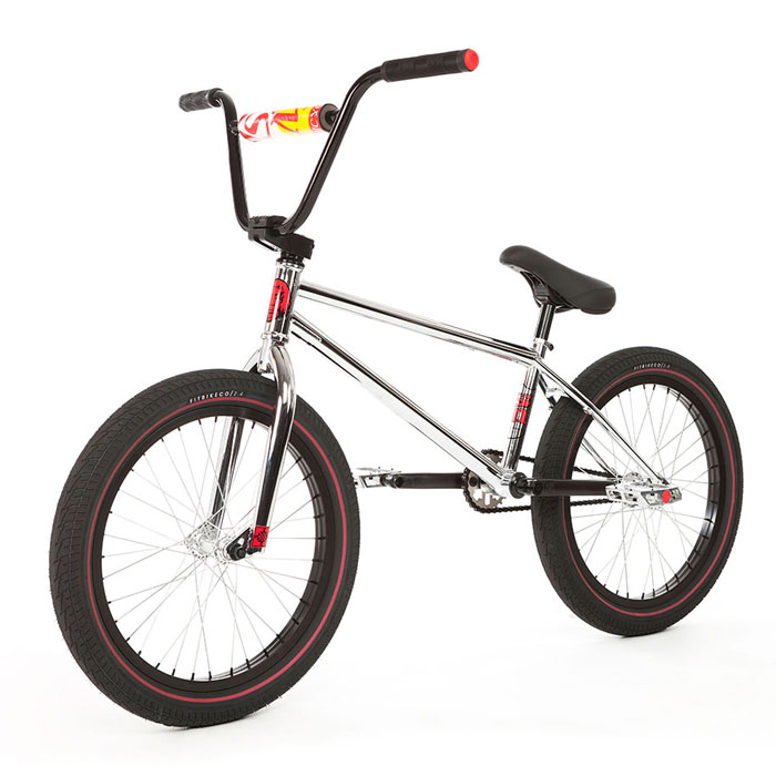 Fit Bikes Boy\'s Mac Bmx Bike \'18 - Sun & Ski