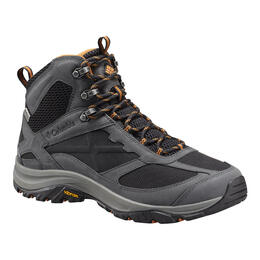 Columbia Men's Terrebone Mid Outdry Hiking Boots Black