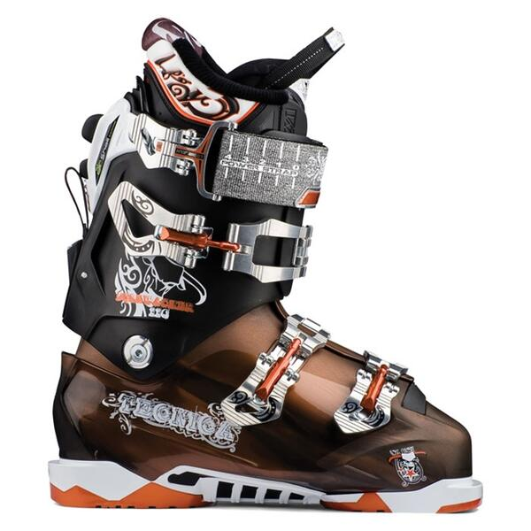 Tecnica Men's Bushwacker Air Shell Free Mountain Ski Boots '12