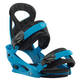 Burton Boy's Mission Smalls Snowboard Bindings '19