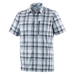 Columbia Men's Silver Ridge Plaid Short Sleeve Shirt