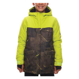 686 Boy's Backwoods Insulated Snowboard Jacket